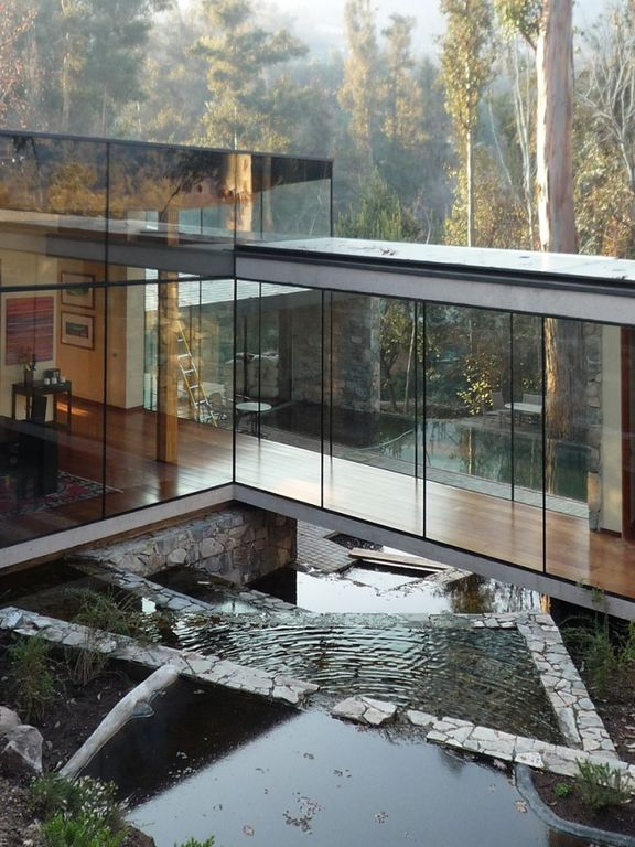 Modern exterior of home with hardwood floors custom for Modern homes on zillow