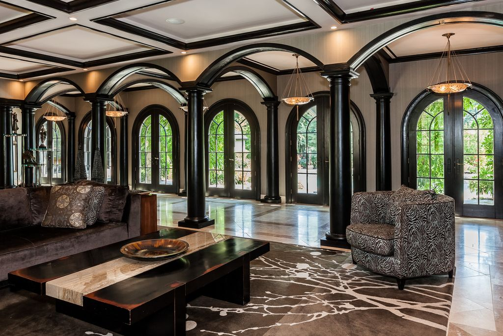 Column Design Ideas luxury living room columns design ideas & pictures | zillow digs