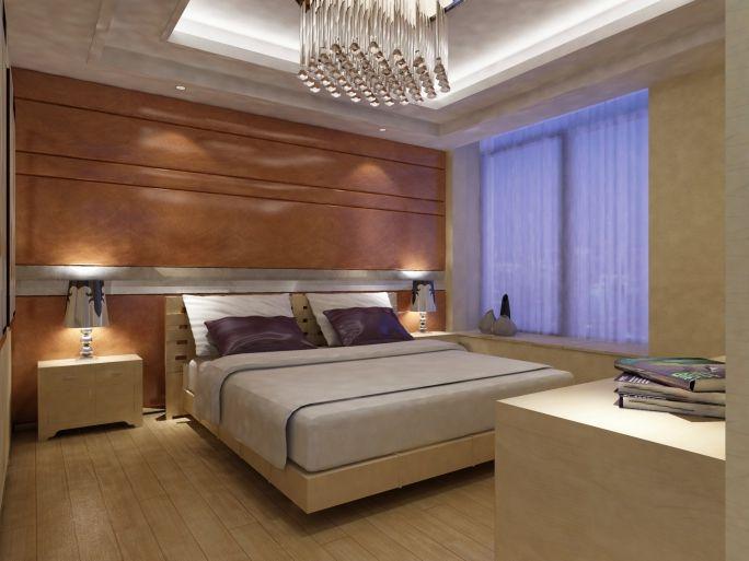 Contemporary Master Bedroom With Hardwood Floors Chandelier Zillow Digs Zillow