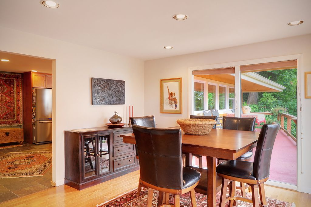 craftsman dining room in seattle, wa | zillow digs | zillow