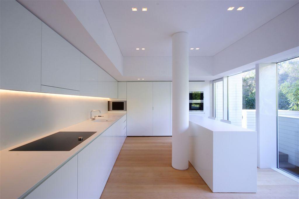 Modern Kitchen Cabinet Door Styles modern kitchen with limestone countershome stratosphere
