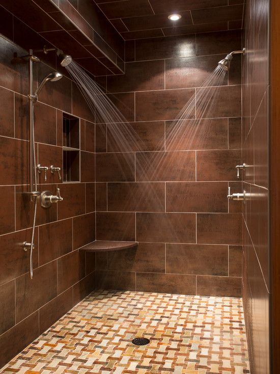 Elegant Luxury Bathroom Design Ideas With Custom Shower. Add Filter. Luxury ·  Bathrooms · Custom Shower