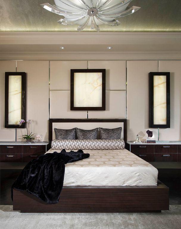Master Bathroom with Sugar Beige Marble Countertop