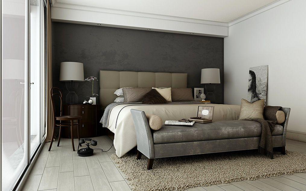 Contemporary master bedroom zillow digs zillow - Kleur schilderen master bedroom ...