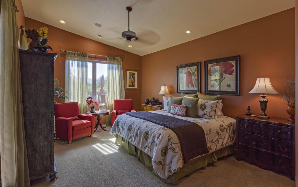 Traditional Guest Bedroom In Tucson Az Zillow Digs Zillow