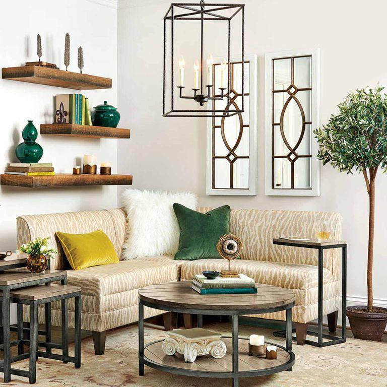 Art Deco Living Room by Ballard Designs Zillow Digs Zillow