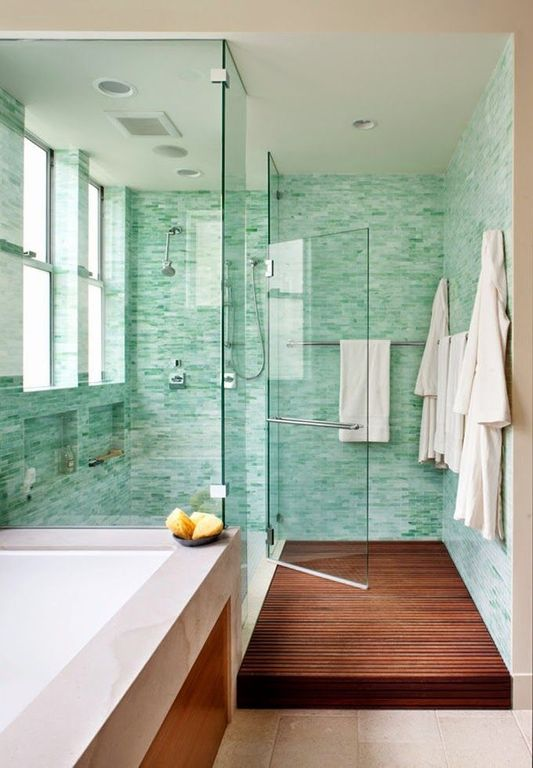 Contemporary master bathroom with master bathroom drop for Bathroom designs zillow