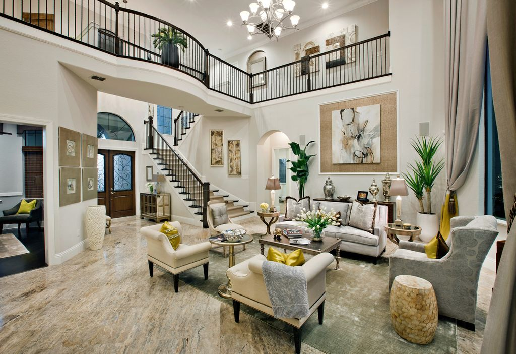 Living Room Simple Marble Floors Design Ideas Pictures Zillow