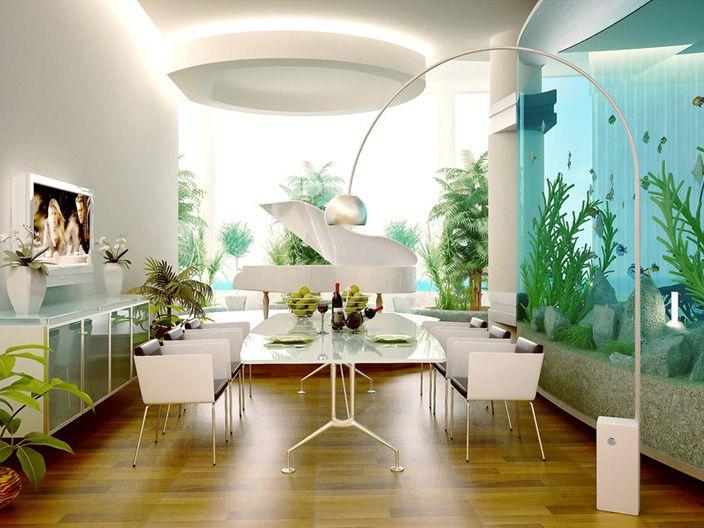 nội thất cho chung cư nhỏ đẹp hiện đại