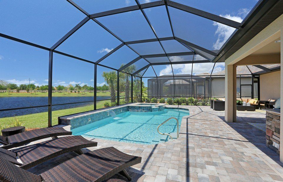 Contemporary Swimming Pools contemporary swimming pool with exterior tile floors & pool with