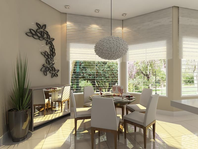 dining room with columns ps maskros pendant lamp butler console table mirror