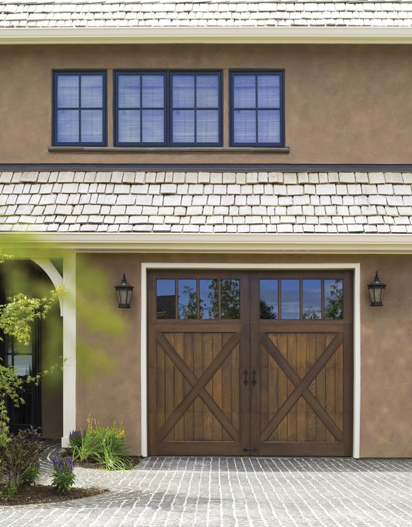 18x20 Garage With High Cielings : Country garage with high ceiling by hollywood crawford