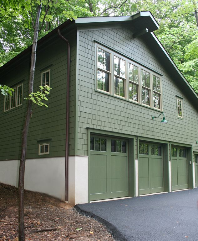 18x20 Garage With High Cielings : Cottage garage with high ceiling by john zerrer zillow