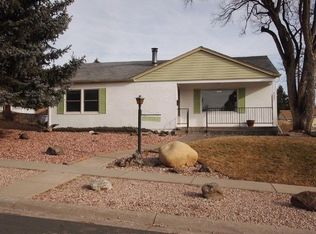 2227 N Logan Ave , Colorado Springs CO