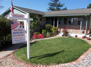 17883 Lamson Rd , Castro Valley CA