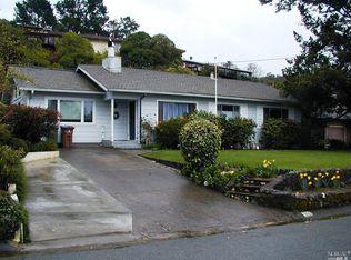 106 Garden Ave , San Rafael CA