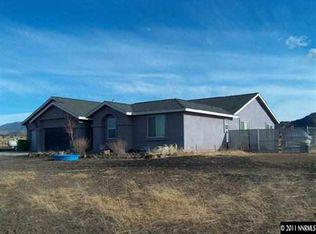 37 Baldwin Ln , Mound House NV