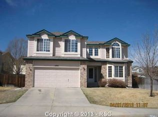 5970 Whirlwind Dr , Colorado Springs CO