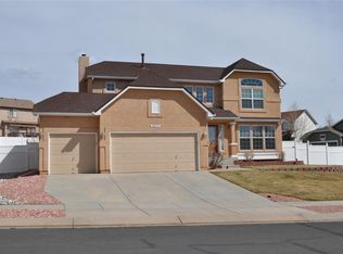 4504 Bridle Pass Dr , Colorado Springs CO