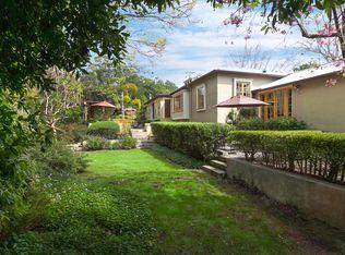 183 Hot Springs Rd , Santa Barbara CA