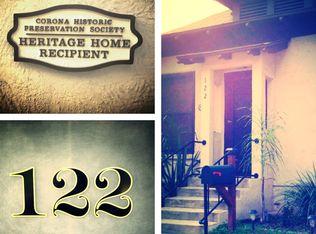 122 W 11th St , Corona CA