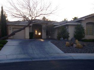 601 Point Ridge Pl , Las Vegas NV
