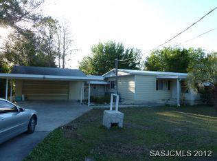 209 Bass Trl , Crescent City FL