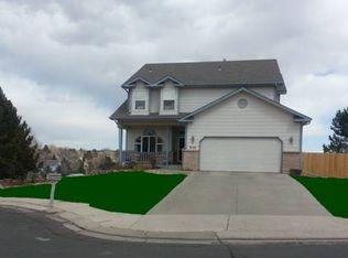 636 Freemont Cir , Colorado Springs CO
