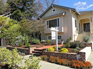 5888 Chabot Ct , Oakland CA