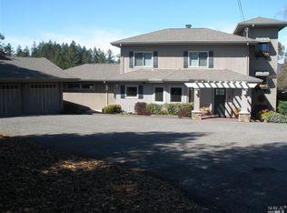 7361 Hidden Lake Rd , Forestville CA