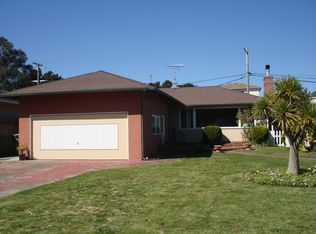 101 Alta Mesa Dr , South San Francisco CA