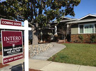 5076 Redstone Dr , San Jose CA