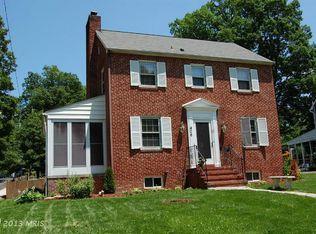 406 N Beechwood Ave , Baltimore MD