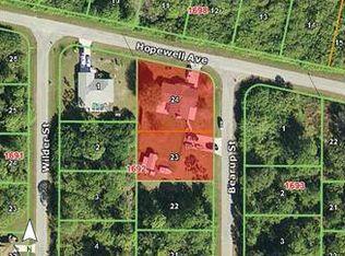 14085 Hopewell Ave , Port Charlotte FL
