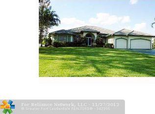 12020 SW 26th Ct , Davie FL