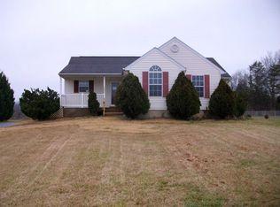280 Union Hill Rd , Amherst VA