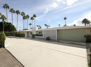 1033 E Tachevah Dr , Palm Springs CA