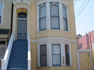 2681 Sutter St , San Francisco CA
