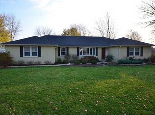 831 Golf Ln , Indianapolis IN