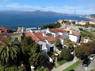 630 El Camino Del Mar , San Francisco CA