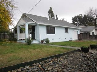 842 Orange St , Red Bluff CA