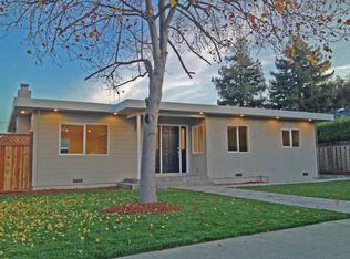 1042 Windermere Ave , Menlo Park CA
