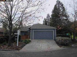 206 Primrose Pl , Pleasant Hill CA