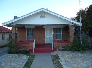 3222 Louisville Ave , El Paso TX