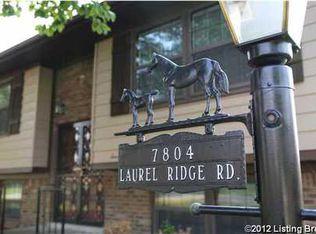 7804 Laurel Ridge Rd , Louisville KY