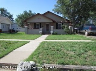 1106 6th Ave , Canyon TX