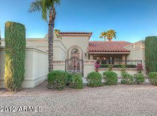 9668 E Cinnabar Ave , Scottsdale AZ