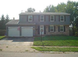 5334 Honeyleaf Way , Dayton OH