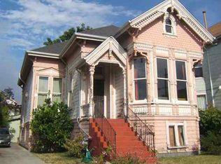 1901 Myrtle St , Oakland CA