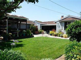 117 Kellogg Way , Santa Clara CA